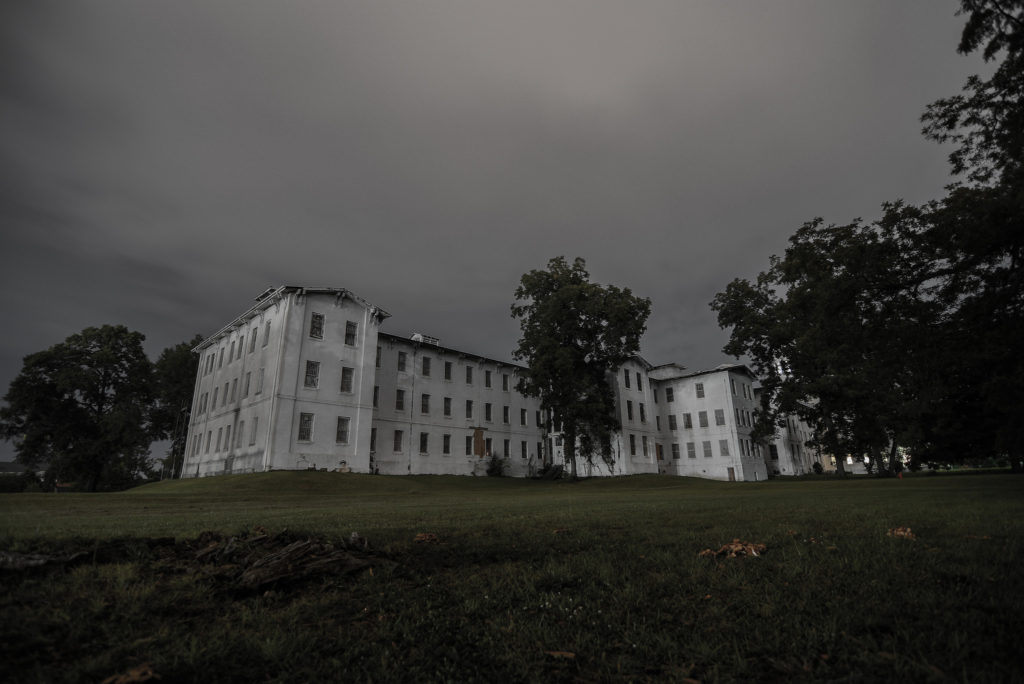 Forgotten Men Asylum