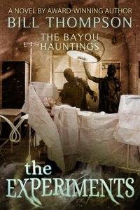 The Experiments Book Bayou Hauntings 5